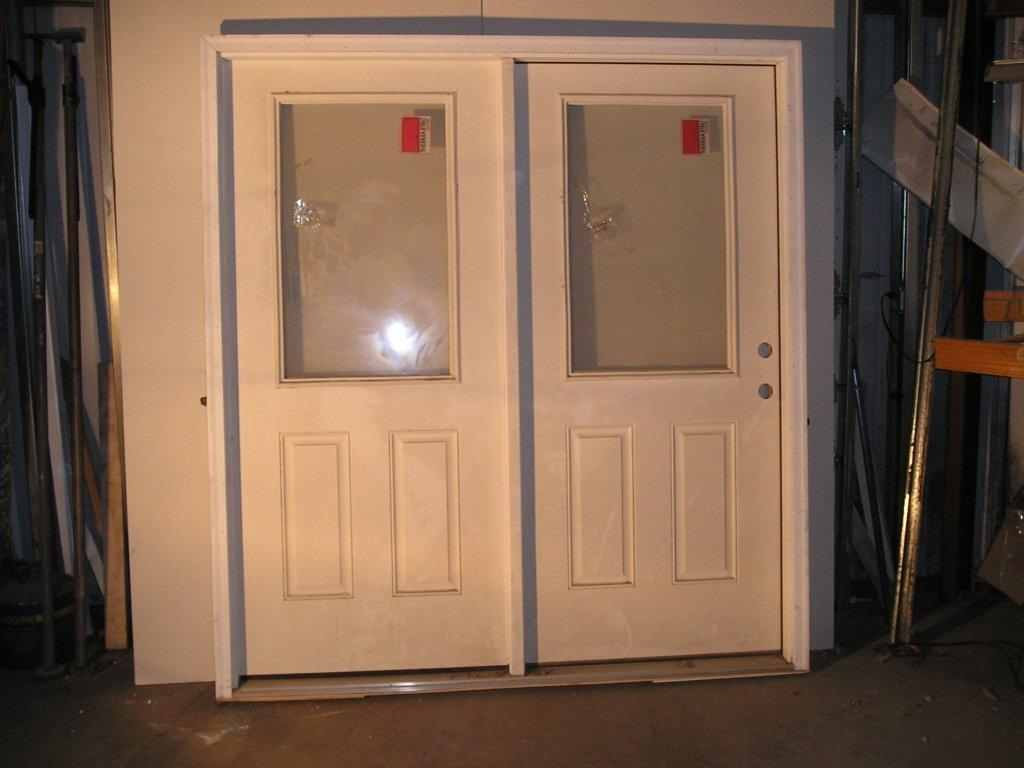 Als Surplus Sales Therma Tru Patio Door Unit