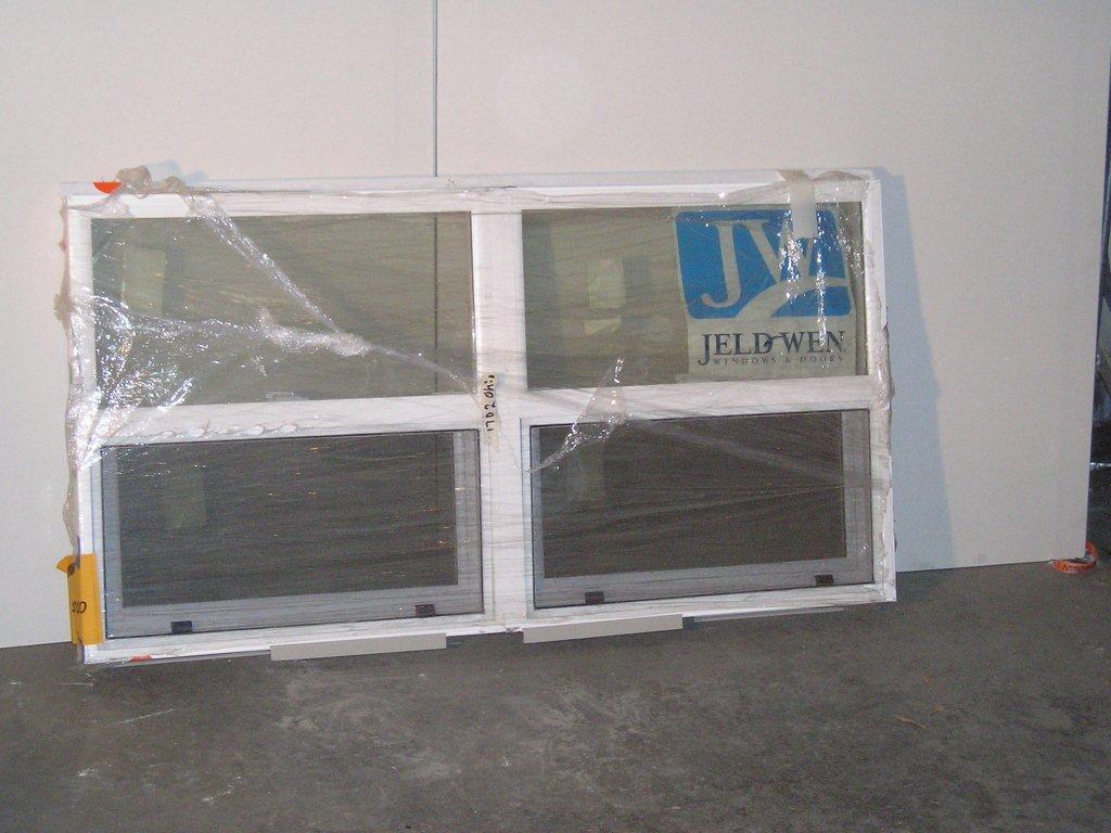 Als Surplus Sales Jeld Wen Exterior Door Unit